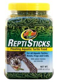 Zoo Med Reptisticks Turtle Food 554g, Zoo Med-34
