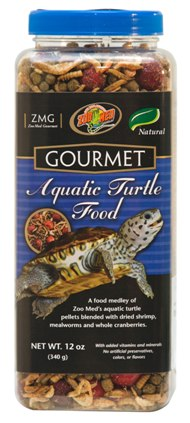 Zoo Med Gourmet Aqu.Turtle Food 340g, Zoo Med-98